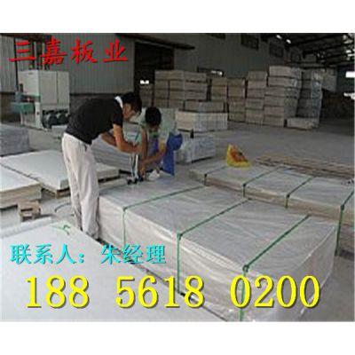 杭州三嘉建材公司25mm水泥纤维板厂家作出判断!