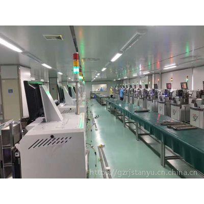 WOL 承接广西电子生产车间 光电子车间建设