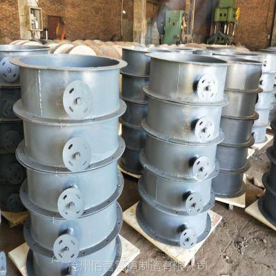 定制生产花瓣圆风门厂家 DN500电动圆风门 量大从优