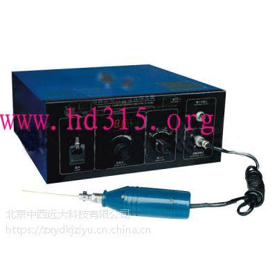 中西自动超声波电火花模具抛光机 型号:QLYL/E-9188C库号:M391538