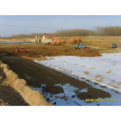 天津长丝复合土工膜 排水功能一布一膜价格优NPT