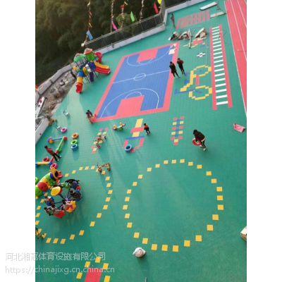 弹垫幼儿园悬浮拼装地板厂家