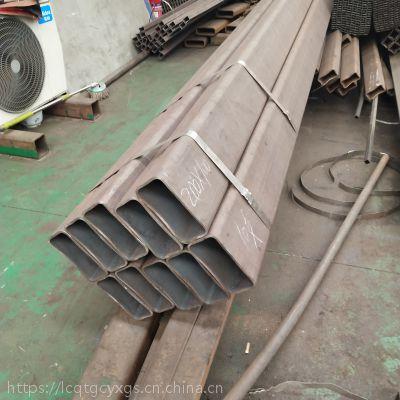 山东Q235C大口径600x300方距管,国标结构用冷弯空心型钢300*300