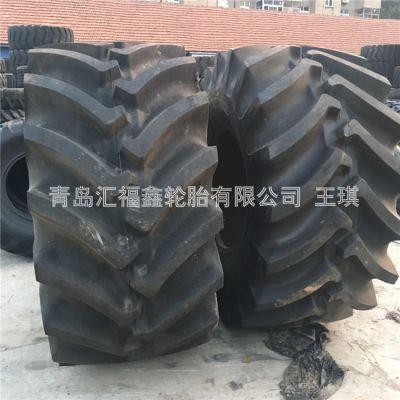 供应前进联合收割机用R-2水田高花 900/60-32 农用轮胎