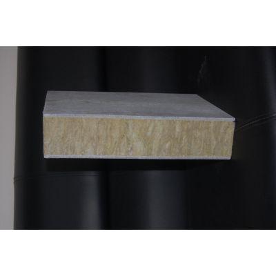 供应防火岩棉板 隔音材料 3-15公分外墙岩棉保温板