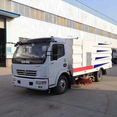 供应8方道路清扫车 东风大多利卡 洗扫车EQ5110TXS型 价格优惠 !