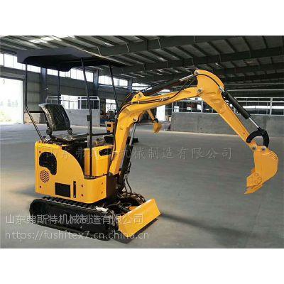 10款小型履带挖掘机挖斗可拆卸可快速更换其他配件的小勾机