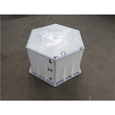 混凝土空心六角护坡模具报价免费开模