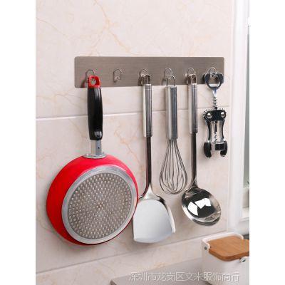 创意强力吸盘浴室挂钩壁挂挂衣架门后挂钩免钉无痕厨房粘钩免钻