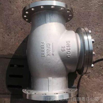 H44Y-25RL DN150不锈钢旋启式316L止回阀
