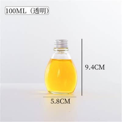 玻璃饮料瓶厂家定制徐州宏华玻璃瓶220毫升豆奶瓶