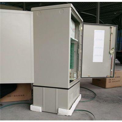 576芯不锈钢交接箱 不锈钢共建共享光交箱优质供应商筛选方法解析