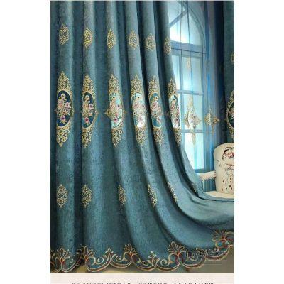 工厂定做窗帘电动窗帘遮光窗帘成品纱帘窗帘隔光隔热厂家热销