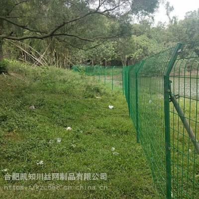 安徽双边丝护栏网厂家 滁州供应养殖铁丝网 天长市铁丝围栏网多钱一米