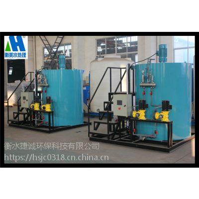 pam一体化加药装置 大型加药装置 用于污水处理 售后无忧