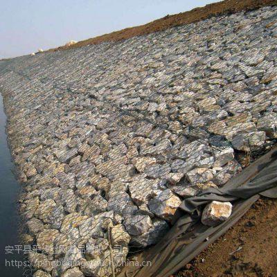 市政园林石笼网 格宾挡土墙 铅丝石笼