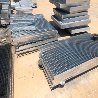 镀锌钢格板规格 钢格板的应用 地沟钢盖板