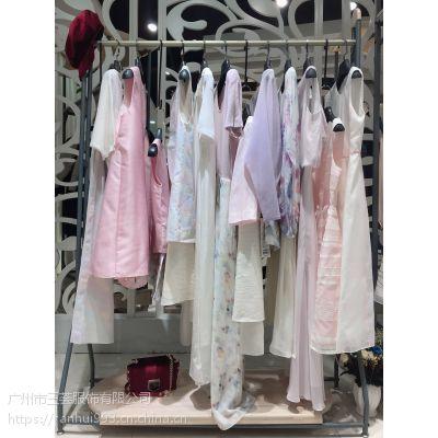 羊绒大衣一线品牌高端时尚修身版型中长款加厚广州女装品牌折扣批发