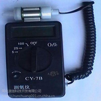 偃师CY-7B便携式测氧仪氧气浓度检测仪CY-12C哪家强