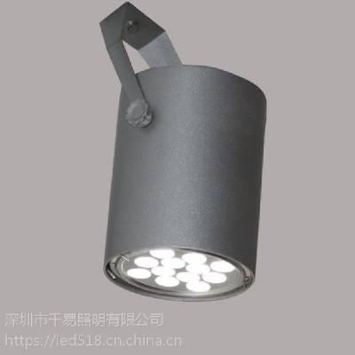 供应7WLED导轨射灯 服装店专用LED轨道灯 7WLED轨道射灯