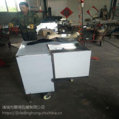 供应千叶豆腐切丝机 鼎鸿千叶豆腐黄金丝 一次成型 价格低