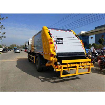 珠海市8方5吨垃圾压缩车,江西垃圾车厂家电话