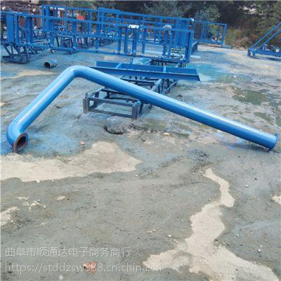 特价管链输送机加工厂家 石英砂灌仓垂直管链机