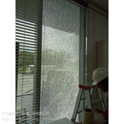 超长超大玻璃维修幕墙打胶更换玻璃胶玻璃维修行业典范