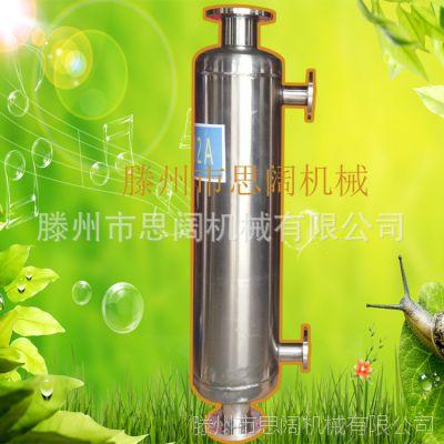 螺旋螺纹供暖换热器 供暖用换热器 间壁式换热器
