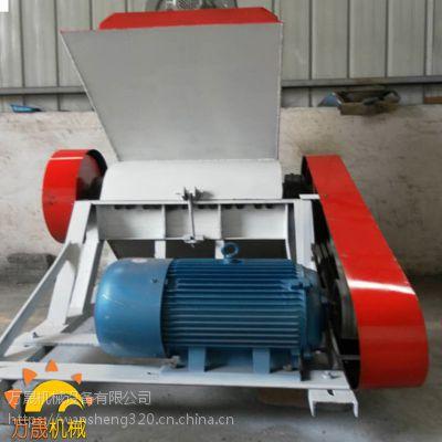 万晟机械 橡胶轮胎纤维分离机 轮胎抽丝磨粉成套设备 钢丝分离机