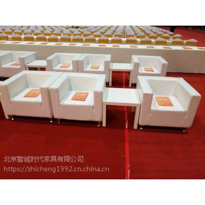 北京提供沙发租赁 单人皮沙发租借 年会家具租赁