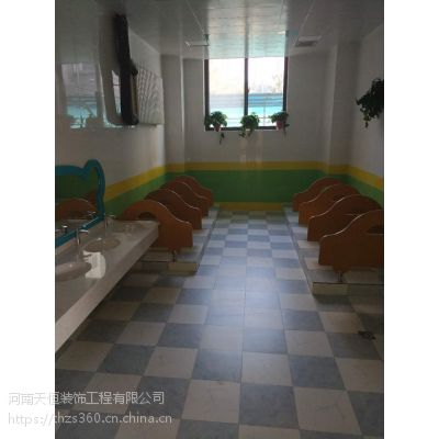 郑州幼儿园卫生间装修,郑州幼儿园卫生间设计,幼儿园卫生间装修设计