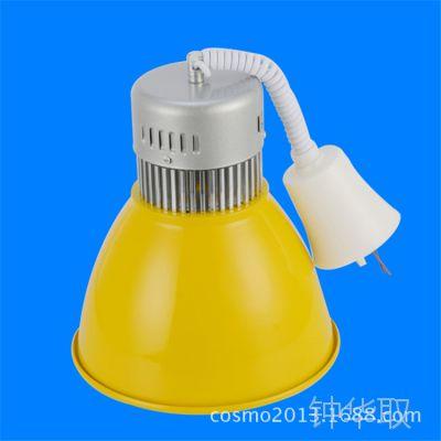 蓝色LED超市生鲜灯30w外壳套件50w高亮度耐用红光绿光LED猪肉灯具