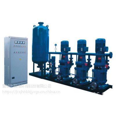 山西饮料生产用恒压供水设备