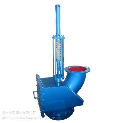 永圣阀业专产定制WFS748HX-3型液动均压放散阀