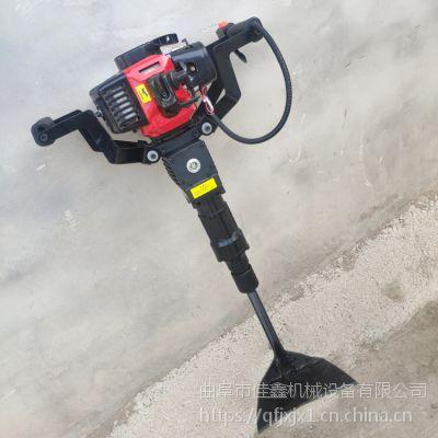 锯齿挖树机厂家 多功能汽油起树苗机 佳鑫新款移树苗机