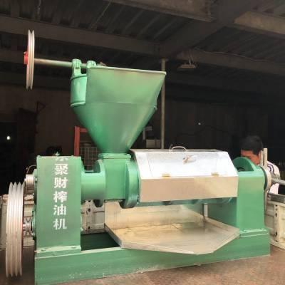 辽宁凤凰山生榨130型菜籽榨油机多钱 多功能大豆炸油机出厂价