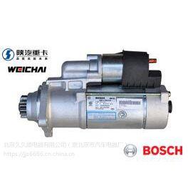 0001261015潍柴WP12起动机