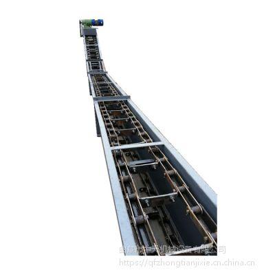 厂家直销给料机 水泥螺旋输送机四平 固定型中天