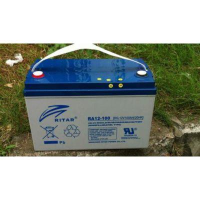 瑞达蓄电池RA12-120报价参数图片 代理商
