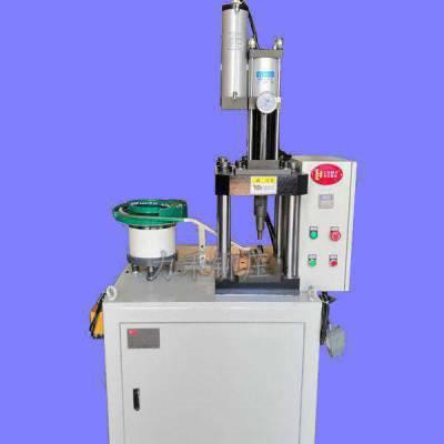 简易压铆机可以选择液压或气动铆接机
