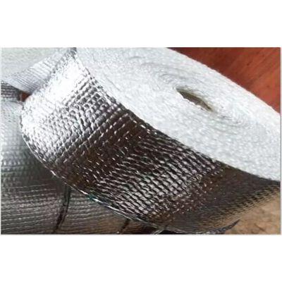 供应鑫茂牌铝箔玻纤反辐射缠绕带