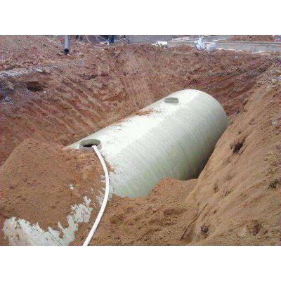 供应玻璃钢整体式化粪池多少钱一立方 环保隔热