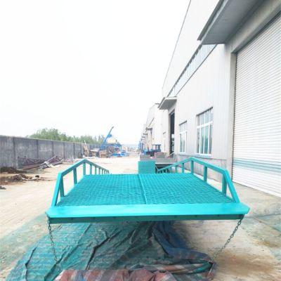 工厂直销液压式登车桥 10吨装卸货平台 物流仓储平台