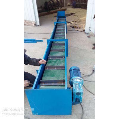 水平输送刮板输送机输送设备加工