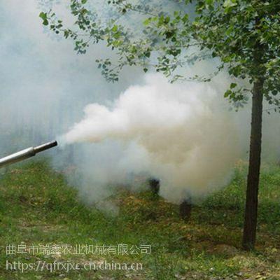 小型手提式喷雾机 瑞鑫牌汽油脉冲式弥雾机 果园脉冲式动力弥雾机