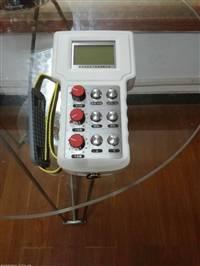 非标工业遥控器设计定制企业南京帝淮电力巡检小车遥控器产品解读