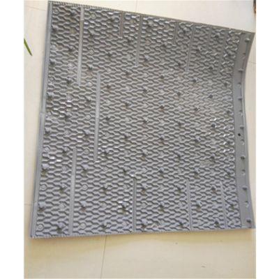 荏原点波冷却塔填料 灰色荏原950*950 方形凉水塔填料 品牌华庆