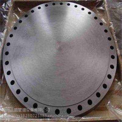 德标法兰 碳钢 DIN2502 盲板钢制管法兰 河北正盛
