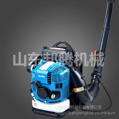 邦腾直销背负式苗圃大棚快速吹雪机 汽油大功率高效吹风除尘机